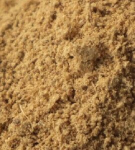 Dry Ginger Powder Exporter and Supplier by Radha International