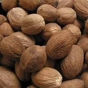 Nutmeg Whole Exporter and Supplier by Radha International
